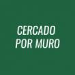 CERCADO POR MURO